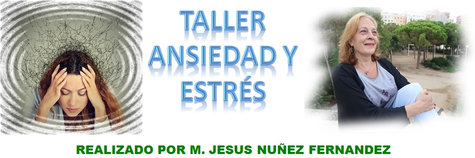 AUDIO DEL TALLER ANSIEDAD Y ESTRÉS