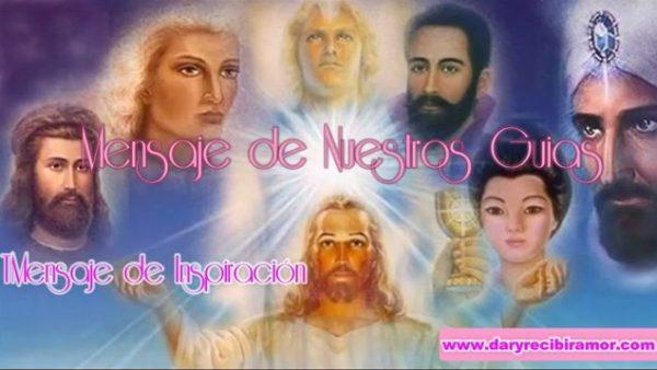 MENSAJE DE LOS GUÍAS 21-9-19