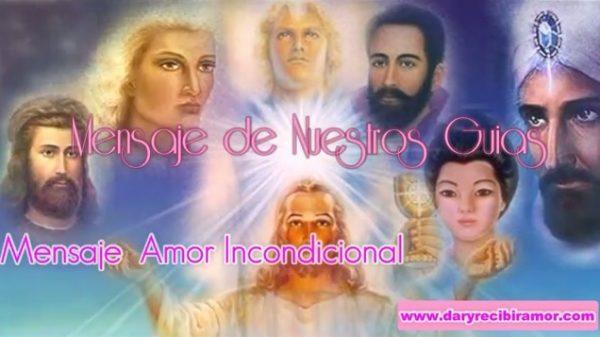 MENSAJE DE LOS GUÍAS 12-10-19