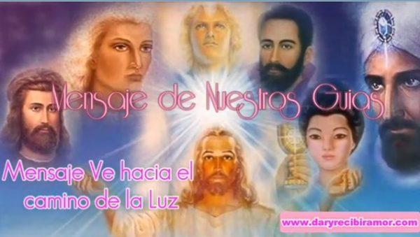 MENSAJE DE LOS GUÍAS 9-11-19
