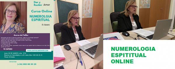 CURSO ONLINE DE NUMEROLOGIA ESPIRITUAL