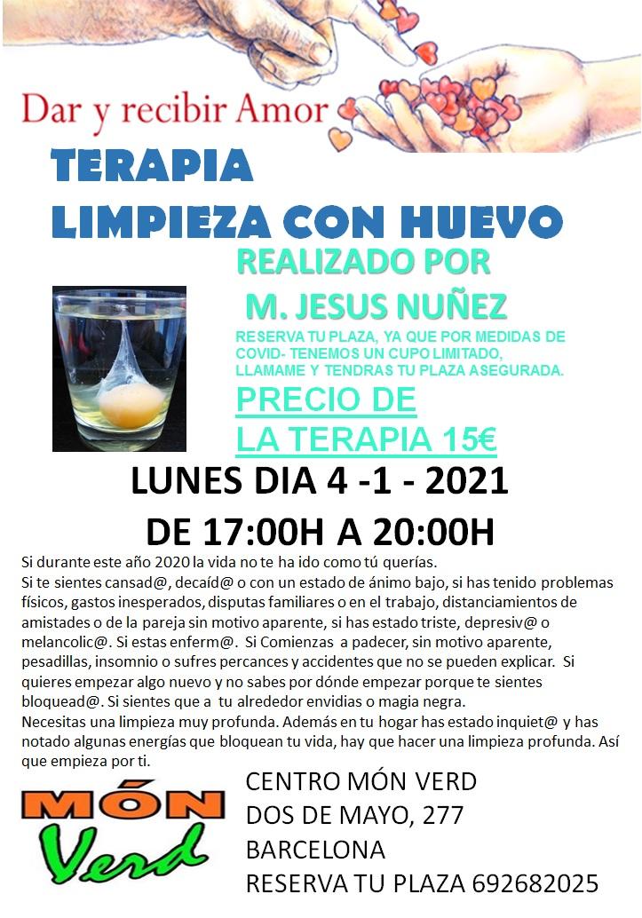 LIMPIEZA ESPIRITUAL, ENERGÉTICA Y TERRENAL  CON HUEVOS